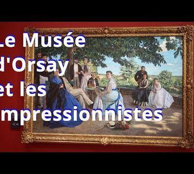 Visite du musée d'Orsay à Paris