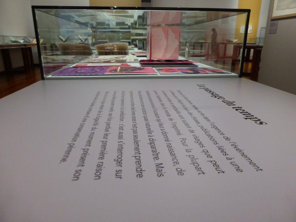 Éloge de la rareté. Cent trésors de la Réserve des livres rares. Exposition BnF/François Mitterrand, Paris © photographies Le curieux des arts Gilles Kraemer