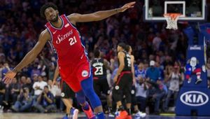 Joel Embiid en mode MVP face aux Clippers (41 points, 13 rebonds et 4 contres)