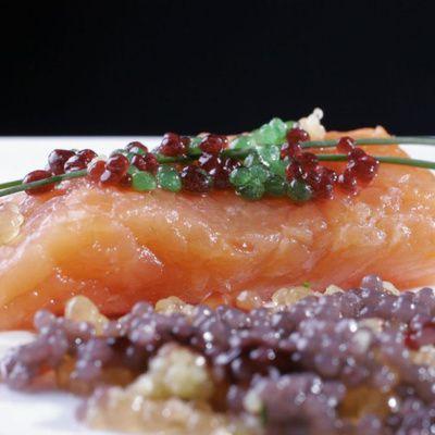 Comment cuisiner du saumon fumé ?