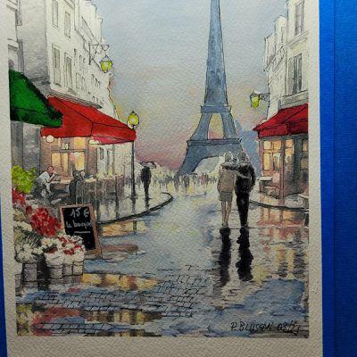 Paris après l'orage