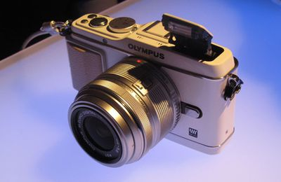 Gadget test: Olympus PEN EP-3 cameras Review