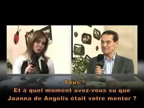 Divaldo franco parle de la Réincarnation de Joanna de Angelis, d'Emmanuel et autres thèmes