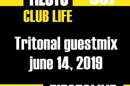 Club Life by Tiësto 637 - Tritonal guestmix - june 14, 2019