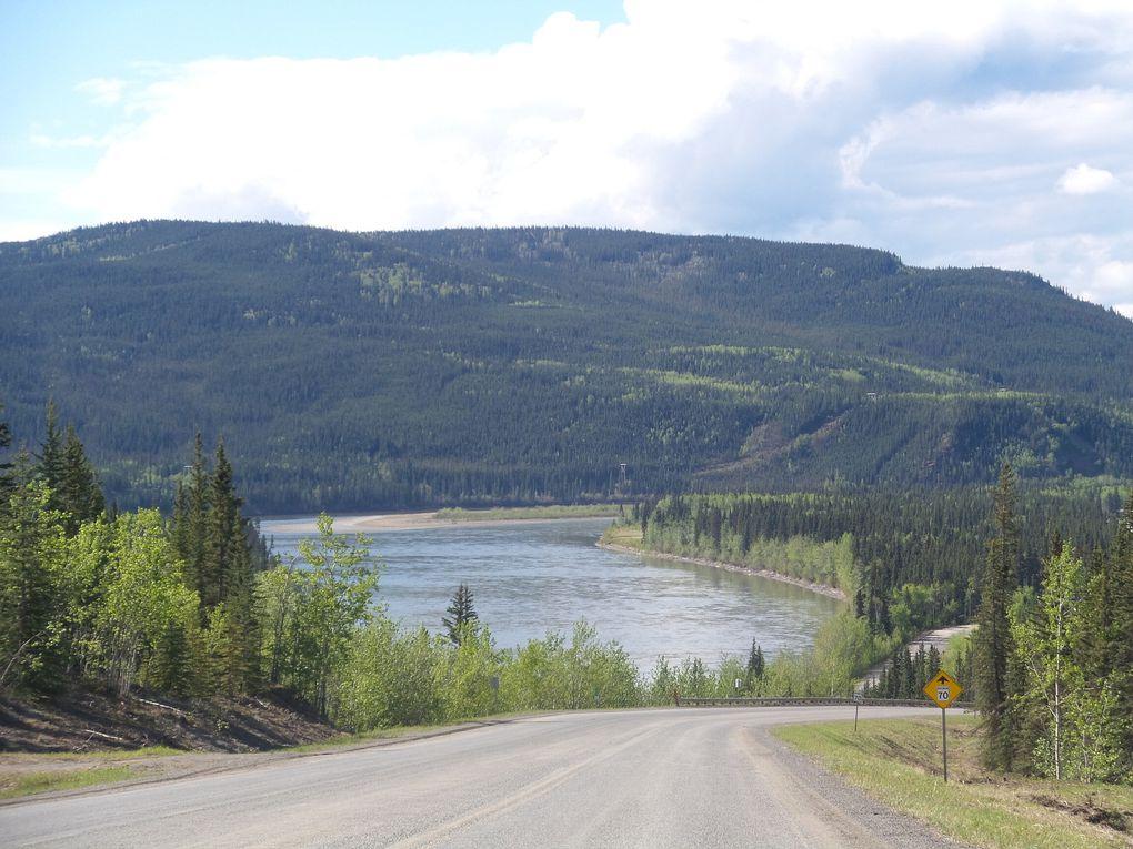 Route de Klondike Sud