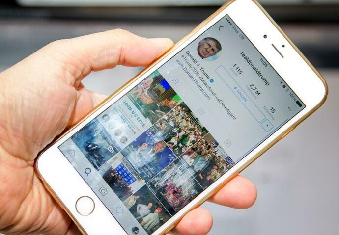 Instagram vous espionnerait via la caméra dès que vous lancez l'appli