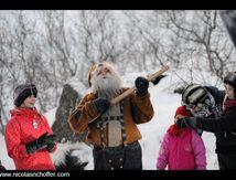 Noël à l'islandaise
