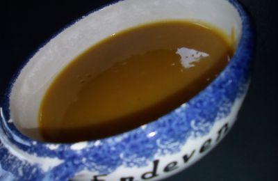 Soupe de légumes d'hiver de Cyril Lignac