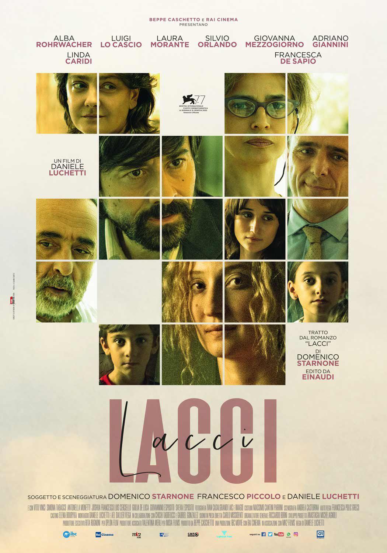 Lacci (BANDE-ANNONCE) avec Alba Rohrwacher, Luigi Lo Cascio, Laura Morante - Le 24 mars 2021 au cinéma