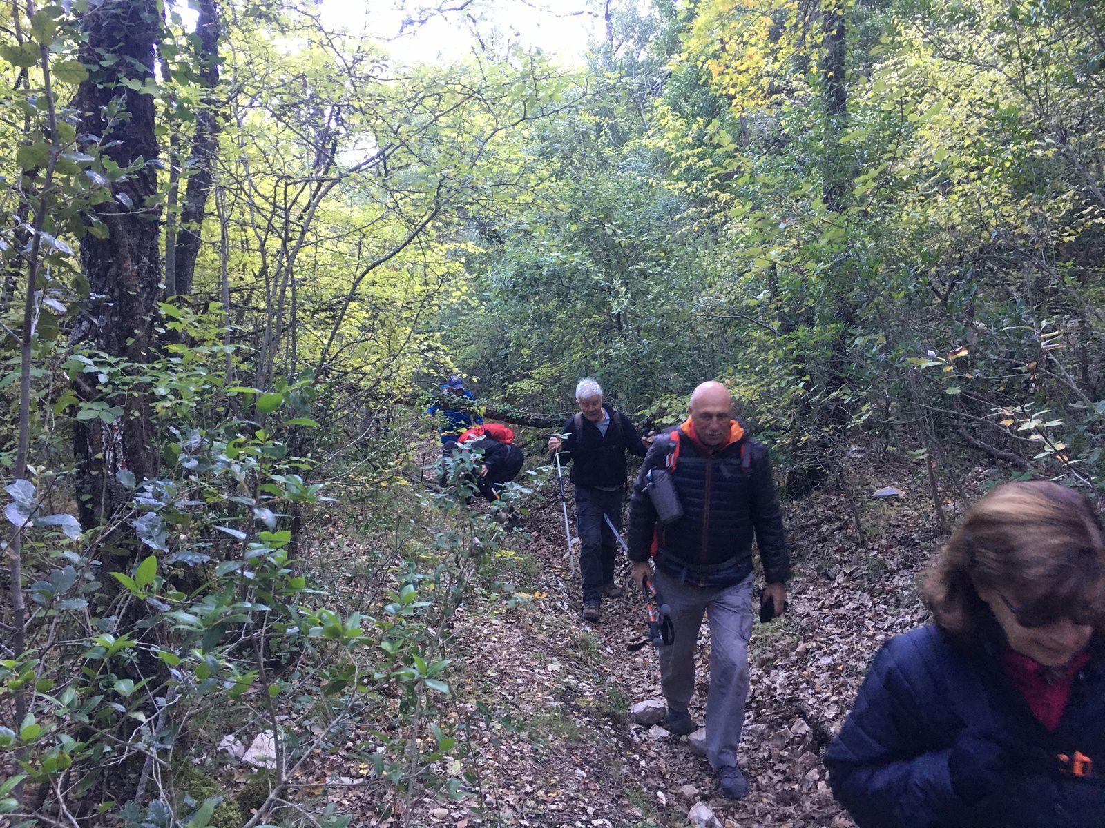 Une belle randonnée et de beaux paysages. Merci Jean-Louis pour cette très agréable journée !