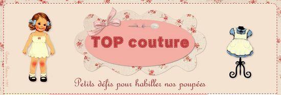Le défi de Top Couture de janvier
