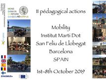 Congress Barcelona SMEPS19.. 11 pedagogical actions