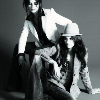 Les deux soeurs stylistes