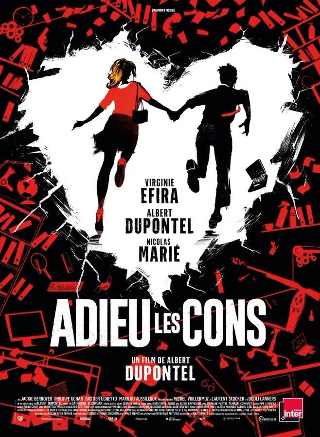 Critique Ciné : Adieu les Cons (2020)