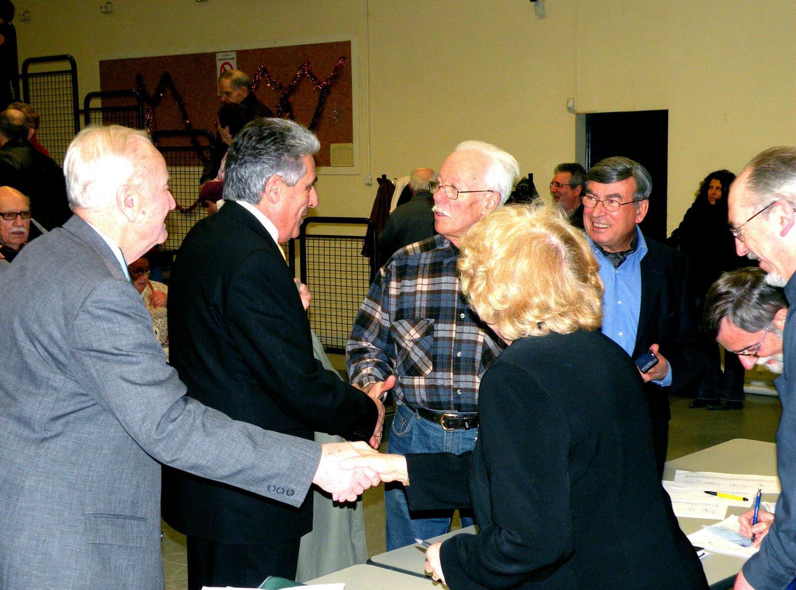 Activités de la Société d 'histoire de Villeparisis: 35ème anniversaire