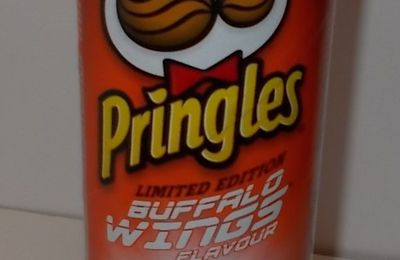 Pringles Buffalo Wings Flavour