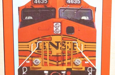 Locomotive Rosters & News 2001 James W. Kerr