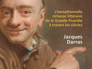 Bientôt : Rencontre avec Jacques Darras à la Comédie de Picardie à Amiens