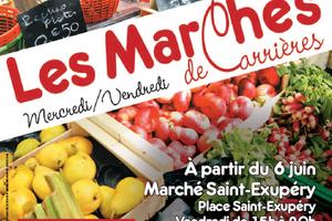 #196 - Les Carriérois ont à présent 2 marchés !