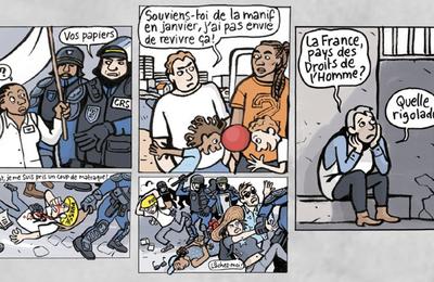 KIT DE FORMATION SUR LA CRIMINILISATION DES MANIFESTANTS