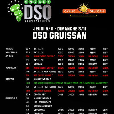 DSO GRUISSAN
