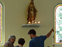 Prière pour les vocations Mai 2017