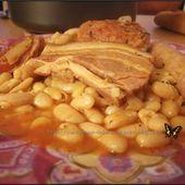 Délice de cassoulet - Ma cuisine débutante