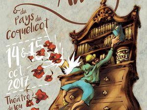 Bientôt : 6ème Salon du livre d'Albert et du Pays du Coquelicot