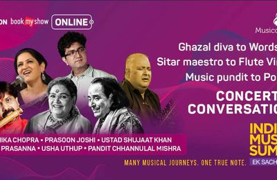 India Music Summit @ Book My Show
