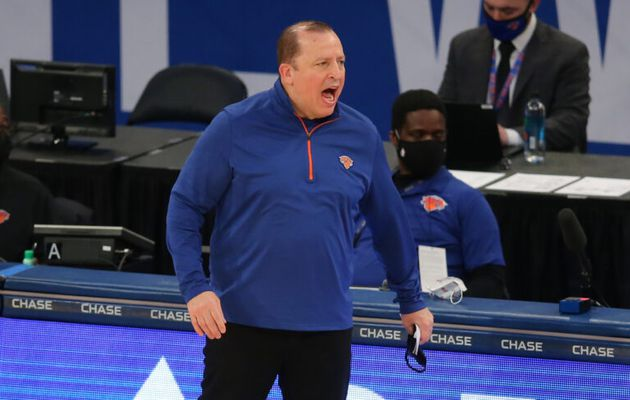 Tom Thibodeau élu coach de l'année !