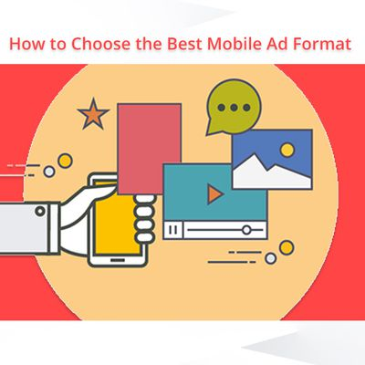 Different Mobile Ad Formats