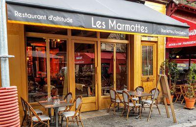Les Marmottes (Paris 1) : une certaine idée de la montagne à la ville