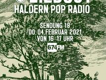 Liedgut Haldern Pop Radio 674FM Teil 18 04.02.2021 16:00 Uhr