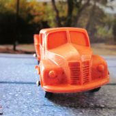 CAMION DODGE KEW TOMTE LAERDAL 1/43 MINIATURE EN PLASTIQUE MOU - car-collector.net