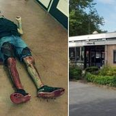 Iranian stabbed at Dutch migrant centre in 'homophobic attack'