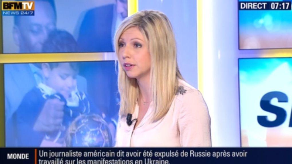 07H14 - CAROLE COATSALIOU - BFM TV - LES SPORTS