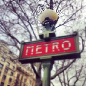 Après la voiture, le métro !