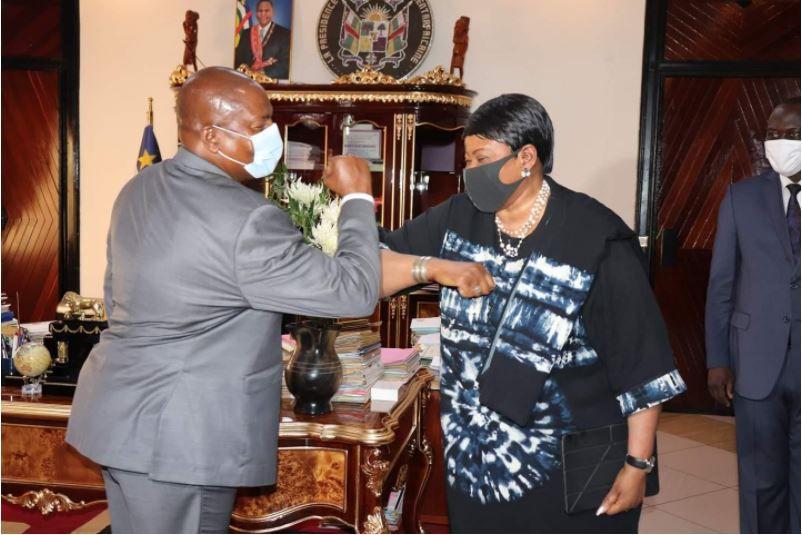 Fatou Bensouda, et son Bureau continuent d'enquêter sur tous les crimes présumés en Centrafrique.
