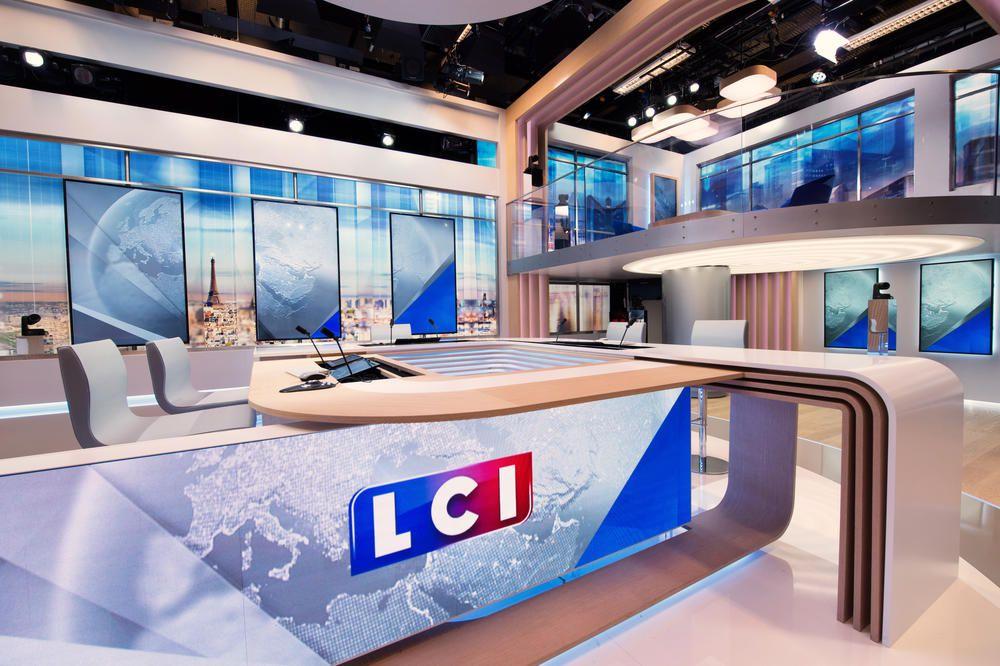 """Elisabeth Moreno dans """"Le Brunch de l'info face aux jeunes"""" sur LCI"""