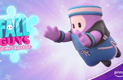 Fall Guys – Le pack MVP est disponible avec Amazon Prime Gaming
