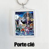Porte Clé Les légendaires x saint seiya