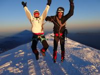 Sommet du Mont Blanc !