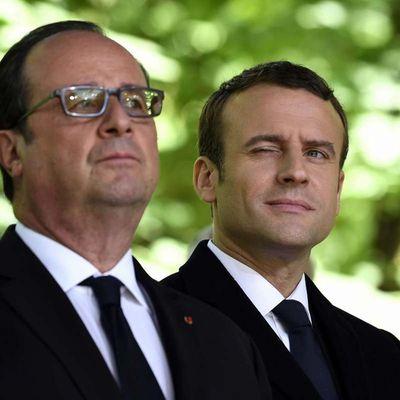 EN DIRECT: la cérémonie d'investiture d'Emmanuel Macron