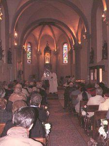 Assemblée générale du Conseil Départemental de Moselle de la société St Vincent de Paul
