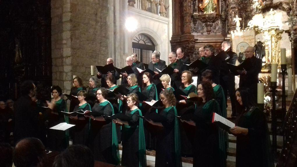 Pregón y concierto en las Fiestas de San Lesmes