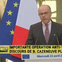 TERRORISME : À PROPOS DU PROJET D'ATTENTAT « DÉJOUÉ » DE VILLEJUIF