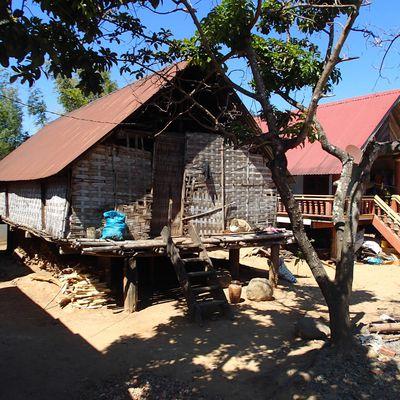 Les Hauts plateaux Vietnamiens : village de Jun (janvier 2019)