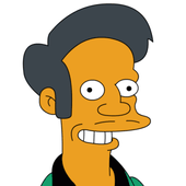 """Apu of """"The Simpsons"""" ... Positive Hindu character or degrading stereotype?"""