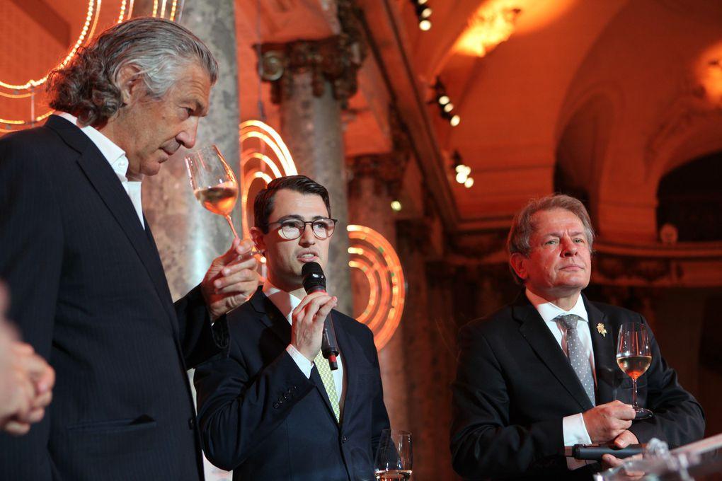 Sommeliers de Paris : retour en images sur un gala exceptionnel