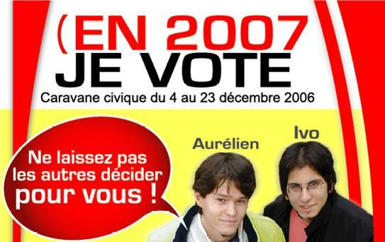 Album - elections presidentielles 2007